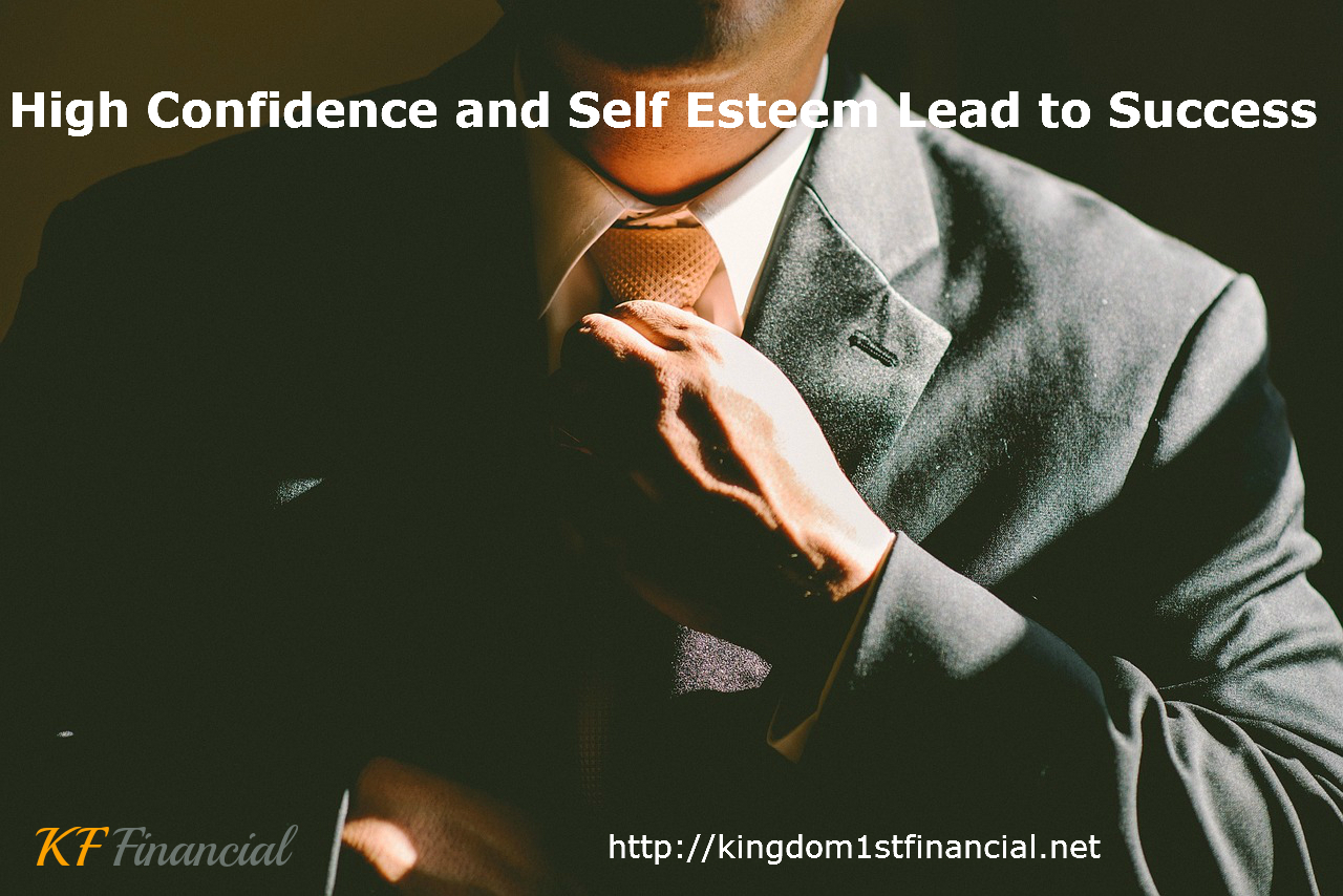 High Confidence and Self-Esteem Lead to Success