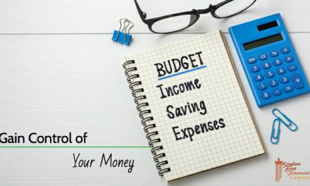 Get Your Finances Under Control in Eight Simple Steps