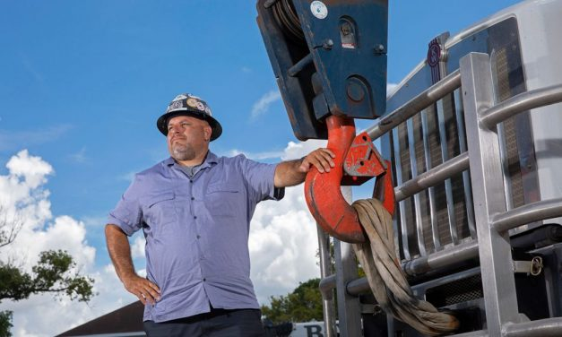 This High School Dropout Found His Path in the Trades. Now He Makes $100K