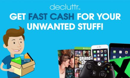 Rockstar Review: Decluttr.com (An Easy Way to Sell Your Stuff)