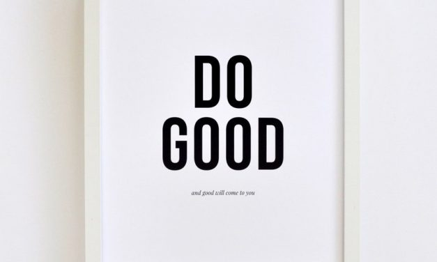 Do Good. You Never Know Who (or How Many) Are Watching.